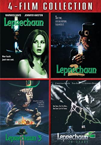 Leprechaun / Leprechaun 2 / Leprechaun 3 / Leprechaun 4: In Space (4-Film Collection) (Rolex Full Gold)