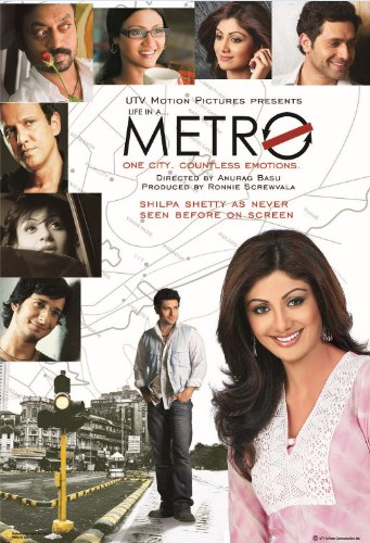life is a metro