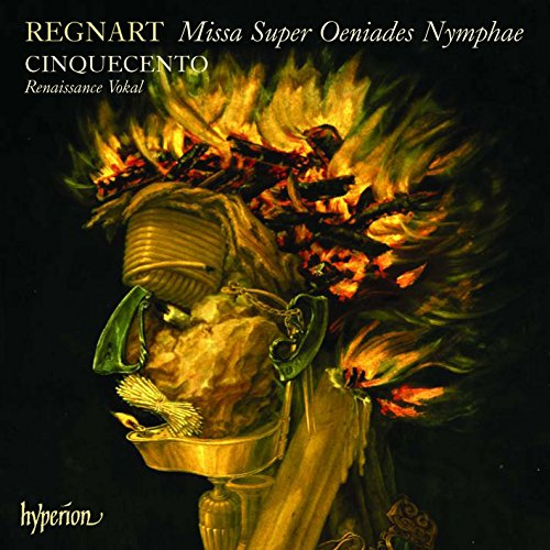 Regnart: Missa Super Oeniades Nymphae, Motets, Sacred Choral - Sacred Music Other Choral