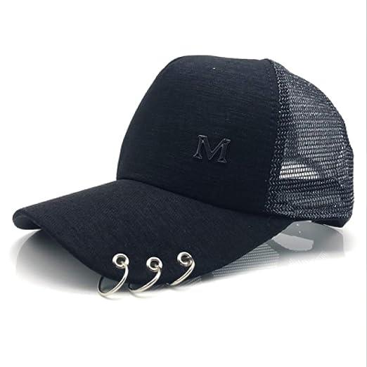 kyprx Sombrero de Punto de Lana Sombrero de Punto Anillo de ...