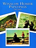 Winslow Homer Paintings: 24 Cards (Dover Postcards)