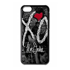 iPhone 5C Phone Case The Weeknd XO F4549750