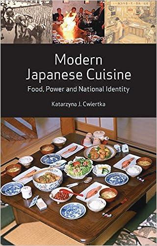 Modern Japanese Cuisine: Food, Power and National Identity: Amazon ...