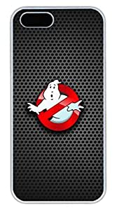 iPhone 5 5S Case Ban Ghost Funny Lovely Best Cool Customize iPhone 5S Cover White