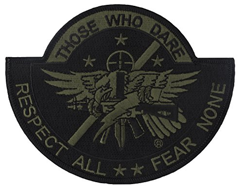 - SWAT Team - Those Who Dare Patch 5