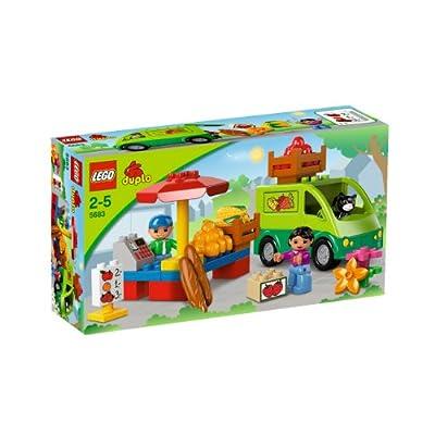 LEGO Duplo Market Place 5683: Toys & Games