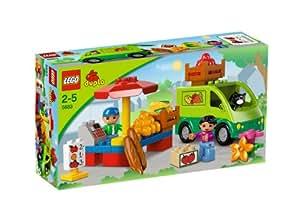 LEGO Duplo - El mercado (5683)