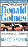 Black Gangster, Donald Goines, 0870679929