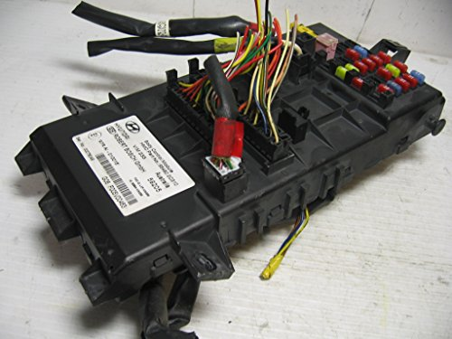 03 04 05 06 07 08 HYUNDAI TIBURON BODY CONTROL MODULE FUSE BOX 95480 (Hyundai Tiburon Control)