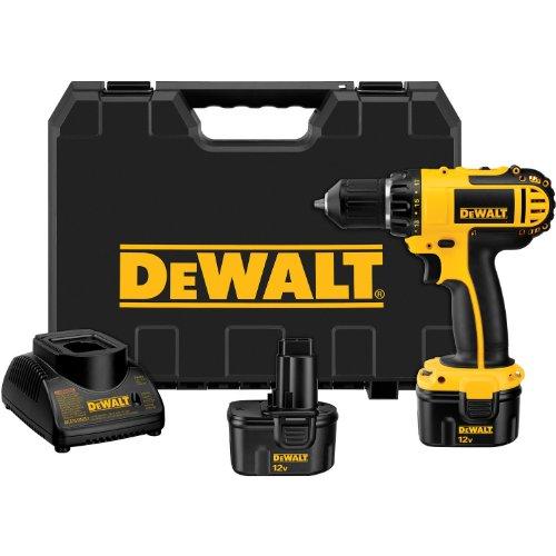 028877590240 - DEWALT DC742KA Cordless 12-Volt 3/8-Inch Compact Drill/Driver carousel main 1