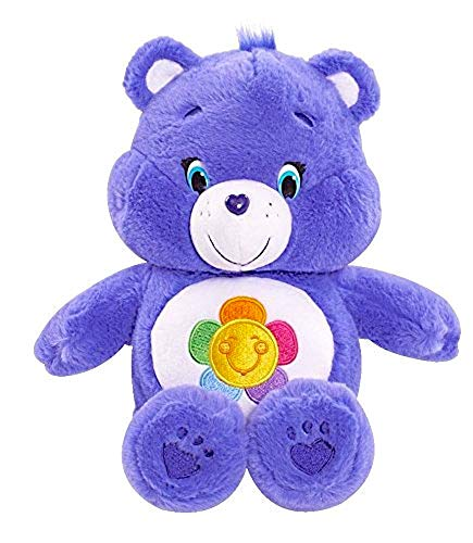- Care Bears Harmony Bear Medium Plush Stuffed Toy