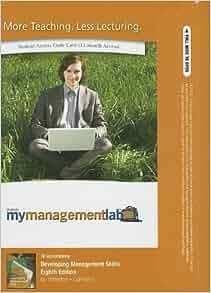developing management skills 8th edition pdf free
