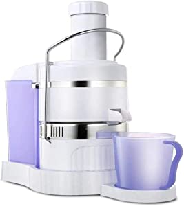 Juicer Juicer Juice Machine Low-temperature Ultra-quiet Juicer (Color : -, Size : -)