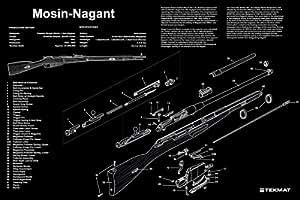 Amazon Com Ultimate Arms Gear Mosin Nagant Gunsmith