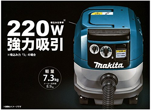 マキタ 集じん機(粉じん専用) 8L VC0830