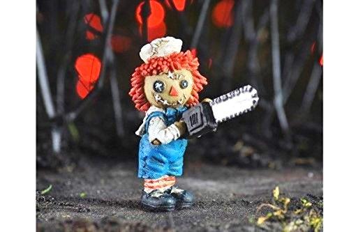 Mini Dollhouse FAIRY GARDEN Accessories - Chainsaw Doll - My Garden Miniatures