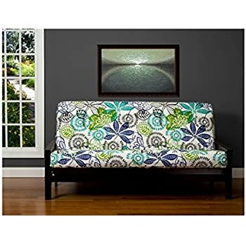 Amazon.com: SIS Cover English Garden Futon Cover Fabric (Removable ...