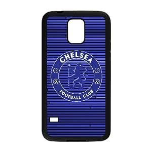 Samsung Galaxy S5 Phone Case for Classic Theme Chelsea logo pattern design GCTCLA983910