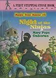 Night of the Ninjas, Mary Pope Osborne, 0606079475
