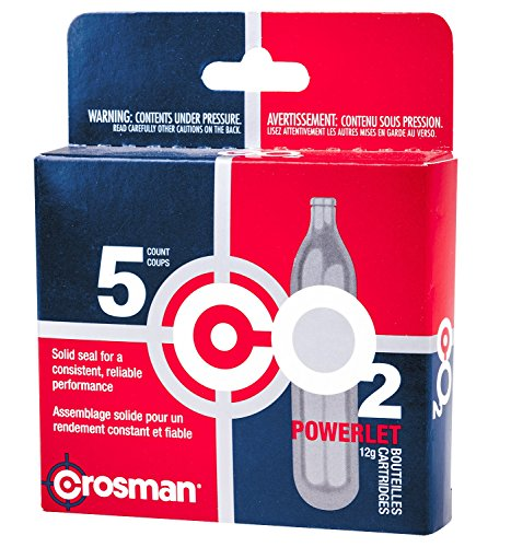 Crosman 12 Gram CO2 Cartridges product image