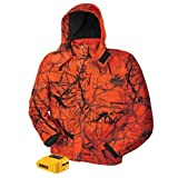 DEWALT DCHJ063B-3XL 20V/12V MAX Blaze Camo Heated Jacket and Adaptor, 3X-Large by DEWALT