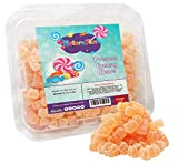 Prosecco Flavored Sour Gummy Bears 2.2 Pounds NON ALCOHOLIC Champagne Flavored