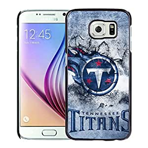 Tennessee Titans 17 Black Samsung Galaxy S6 Screen Cellphone Case Personalized and Melting Design