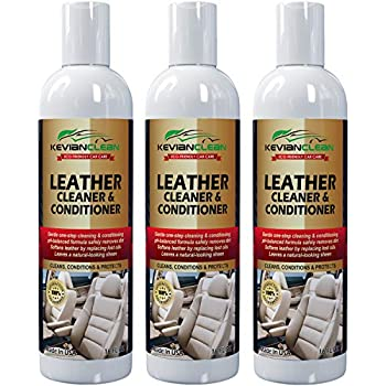 Amazon Com Kevianclean Leather Cleaner And Conditioner 16