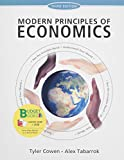 Loose-Leaf Version for Modern Principles of Economics and LaunchPad (Twelve Month Access) 3rd Edition