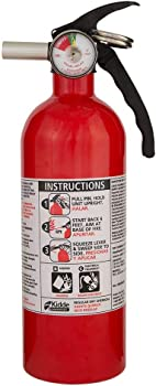 Kidde 5-B:C Rated 2.35lb Disposable Fire Extinguisher
