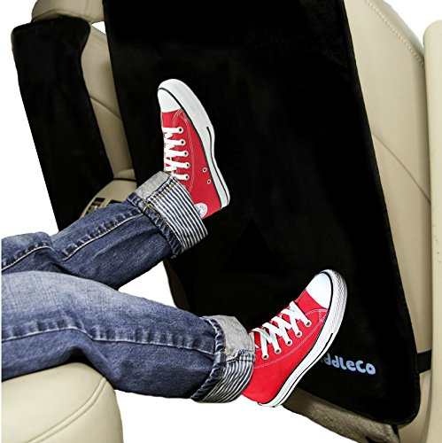 premium kick mats 2 pack luxury car seat back protectors import it all. Black Bedroom Furniture Sets. Home Design Ideas