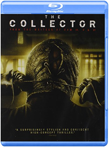 Blu-ray : The Collector (Widescreen, Dolby, AC-3)