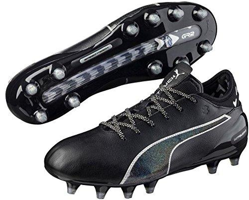 Crampons Foot Noir De Evotouch Fg puma Silver argent 2 Puma Black XqYw1t4w