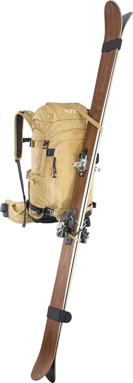 Snowboard-Rucksack Evoc Patrol 32L Braun Gr/ö/ße 32l Farbe Heather Gold