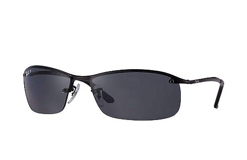 Amazon.com: Ray-Ban RB3183 Gafas de sol 63 mm: Clothing