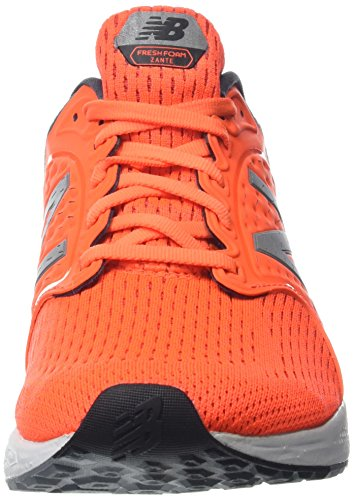 Balance Running New Foam Fresh orange Arancione Scarpe Zante V4 Uomo 1qOdYqw