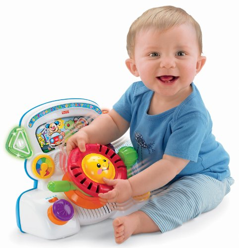 Fisher Price Laugh & Learn Rumble & Learn Driver
