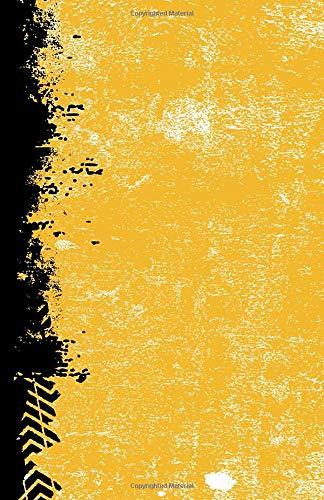 Black And Gold: (5.5 x 8.5 Dot Grid) Blank Journal por Belle Journals