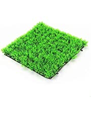 Aquarium Artificial Lawn Water Green Grass Plant Fish Tank Decor Comfortable and Environmentally Useful and practical