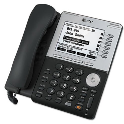 AT&T SB35031 Syn248 Corded Deskset Phone System for Use with SB35010 Analog Gateway (Phone System Analog)