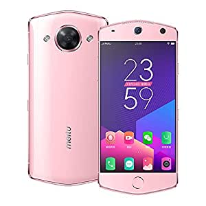 Meitu M8 4GB / 64GB 5.2-inches Factory Unlocked - Taiwan Stock No Warranty (Pink)
