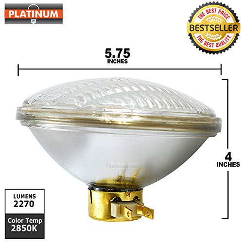Platinum 200w 120v PAR46 3MFL Par Can Bulb