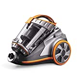 Home Strong Mute Home Supplies Except Mites High Power Vacuum Cleaner,Powerful Cylinder Bagless