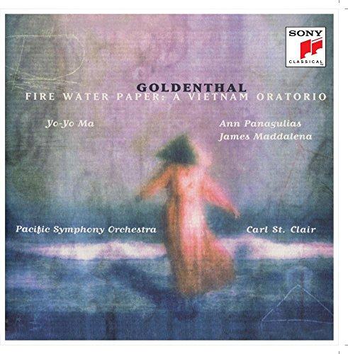 Vietnam Paper - Goldenthal: FIRE WATER PAPER: A Vietnam Oratorio