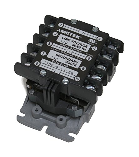 B/W Controls 1500-G-L1-S8 Liquid Level Control Relay by Ametek BW Controls