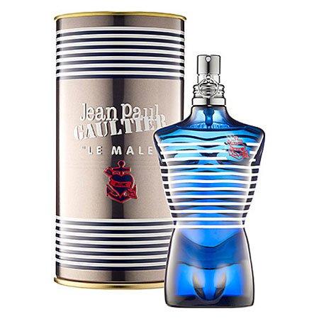 - Jean Paul Gaultier In Love Le Male 4.2 Edt Spray Men Sailor Guy Edition 125 Ml