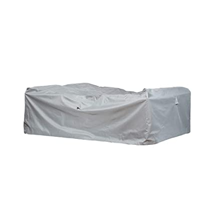 Gartenmobel Schutzhulle Abdeckung Premium L 230 X 165 X 80 Cm Wasserdichte Abdeckplane Fur Loungegruppe Oxford 600d Polyestergewebe Mit