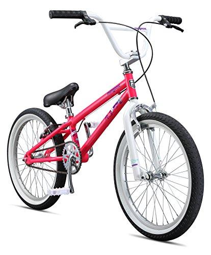 Mongoose Girl's LSX Bicycle, 20-Inch