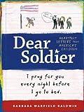 Dear Soldier, Amber Baldwin D'Amico, 1591454808