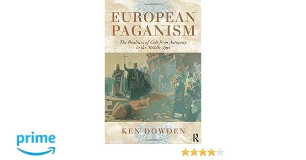 Amazon european paganism 9780415474634 ken dowden books fandeluxe Gallery